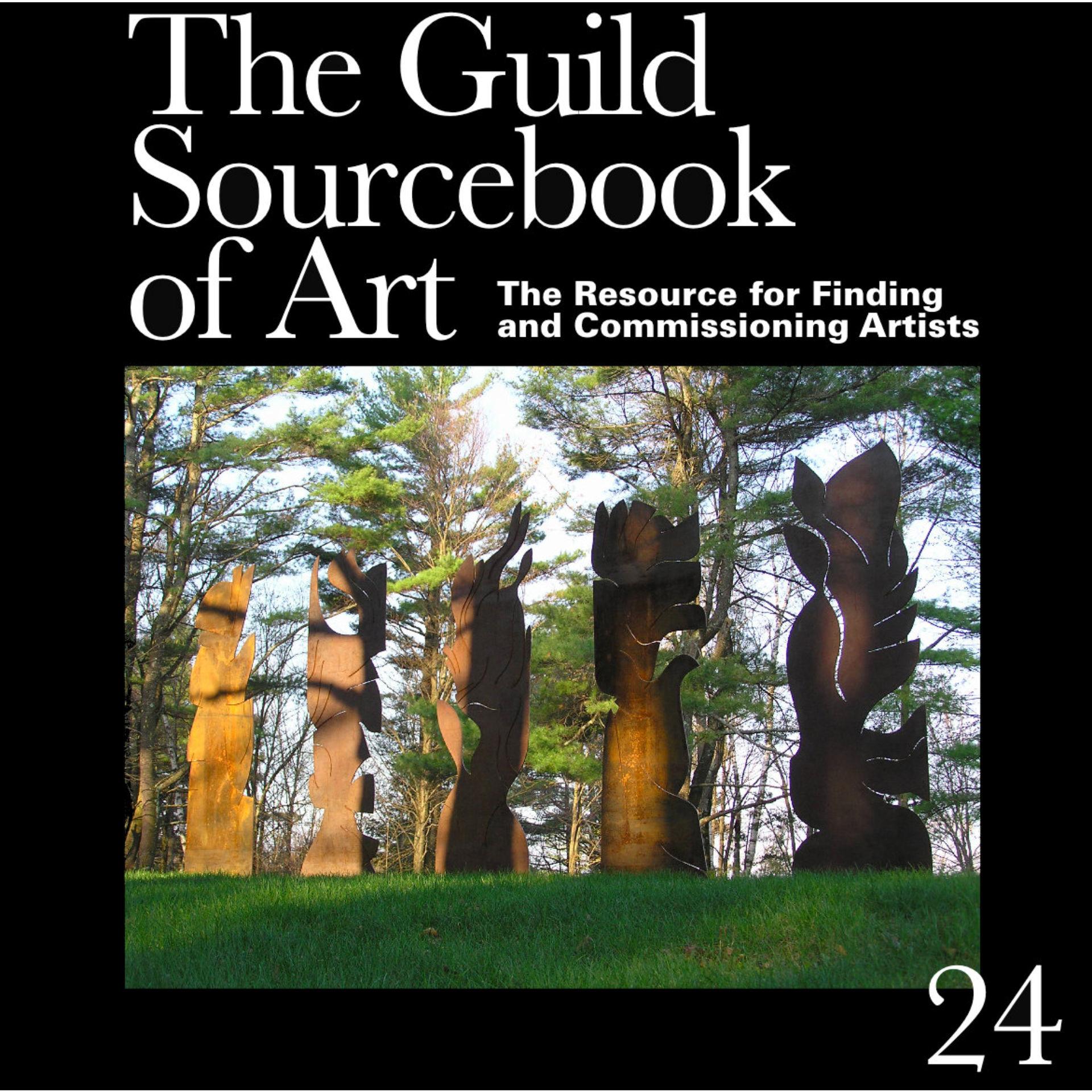 Guild Sourcebook of Art Cover #24