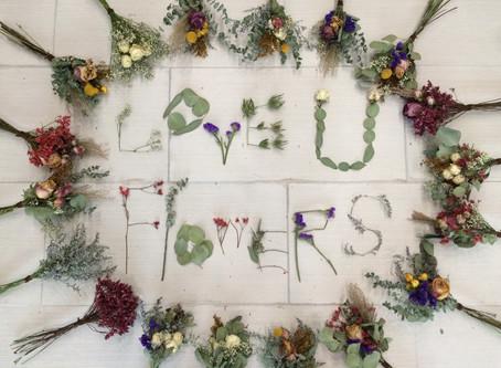 FRESH FLOWER CARE TIPS!