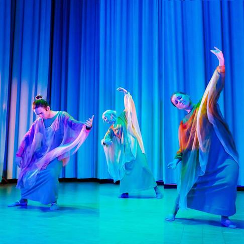 Eurytmia on tulevaisuuden tanssitaidetta