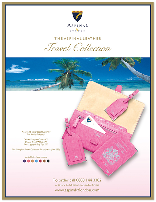 Travel Collection Ad