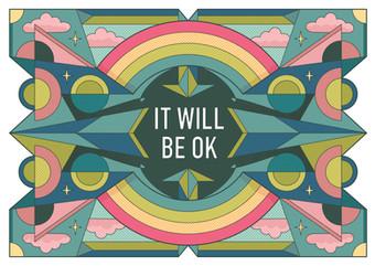 IT WILL BE OK, Green