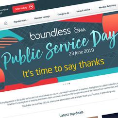 PUBLIC SERVICE DAY