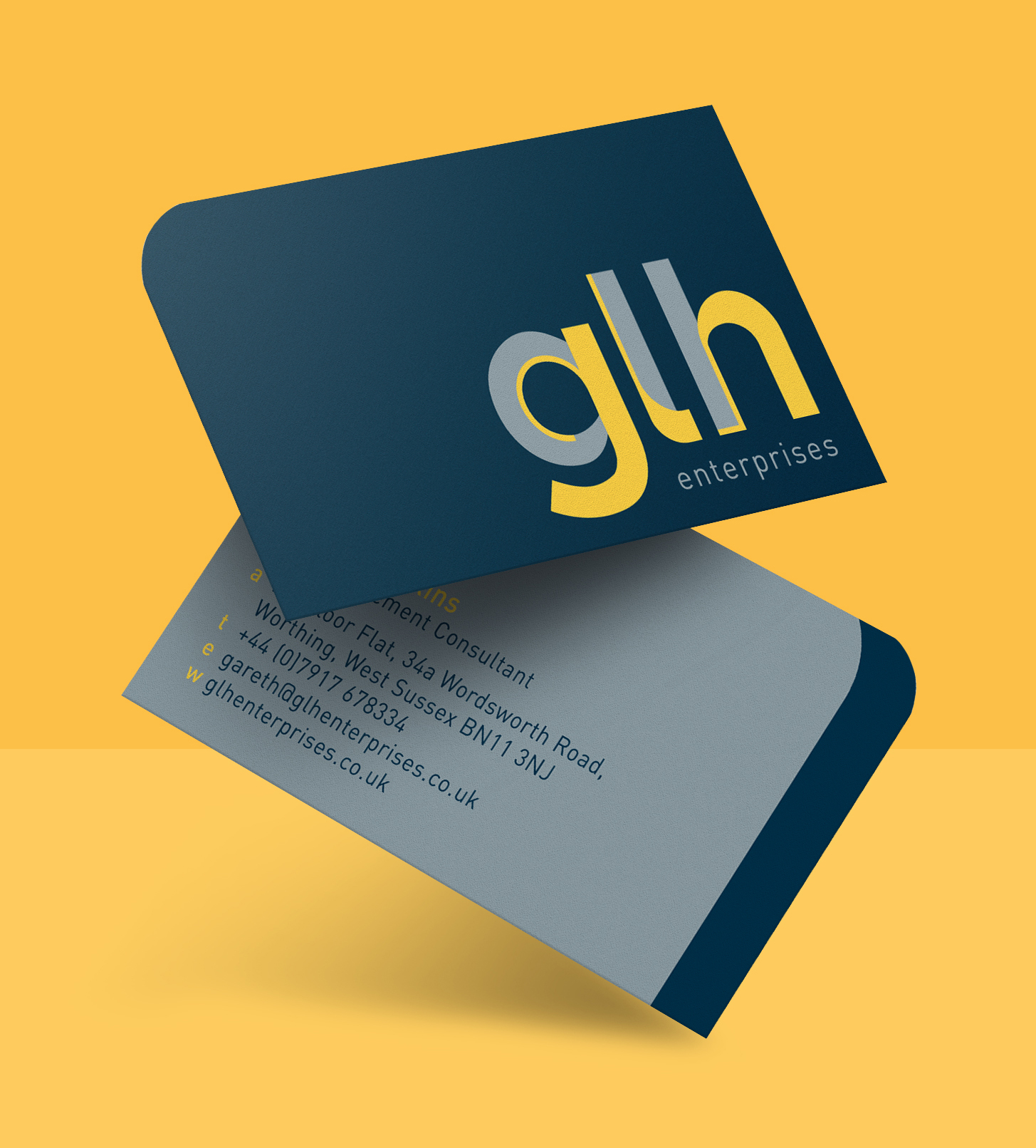 GLH Business Card