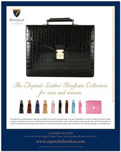 Briefcase Ad