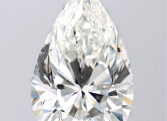 The Majestic Diamond Wedding Ring 4.03 ct F color VVS1 clarity