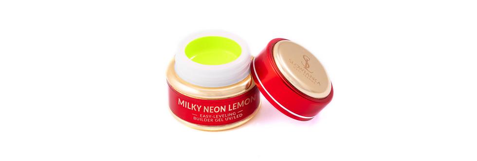 Milky Neon Gel LEMON 30g
