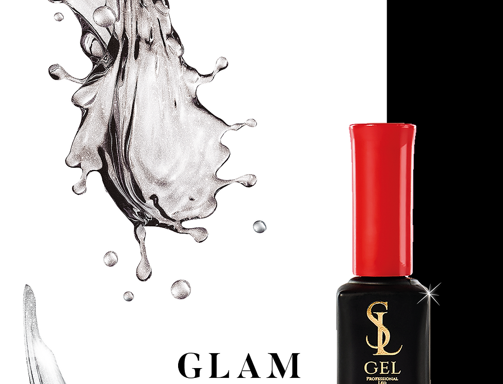 Glam Top Coat 10ml