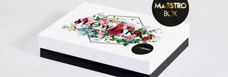 Arter Painting Gels - Maestro Box