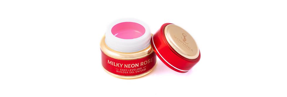 Milky Neon Gel ROSE 30g