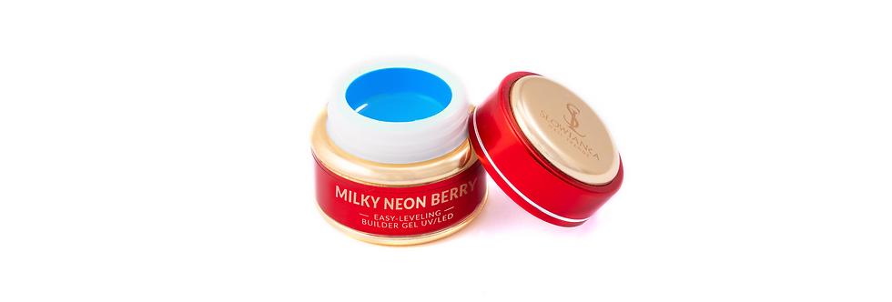Milky Neon Gel BERRY 30g