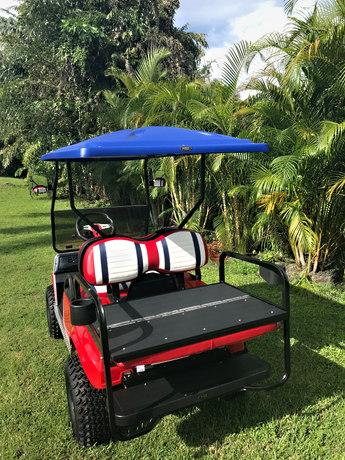 Rear flip utility seat