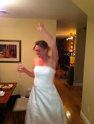The Divorce Dress- Day 1