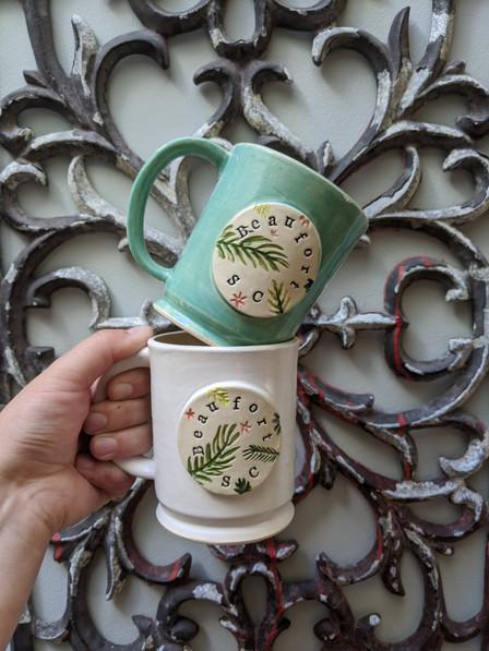 Baufort Mug