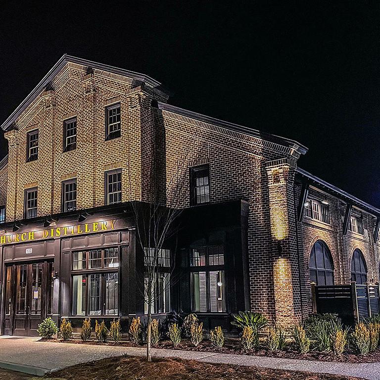 Burnt Church Distillery Market --November