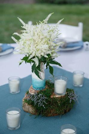Wedding Vase Centerpiece