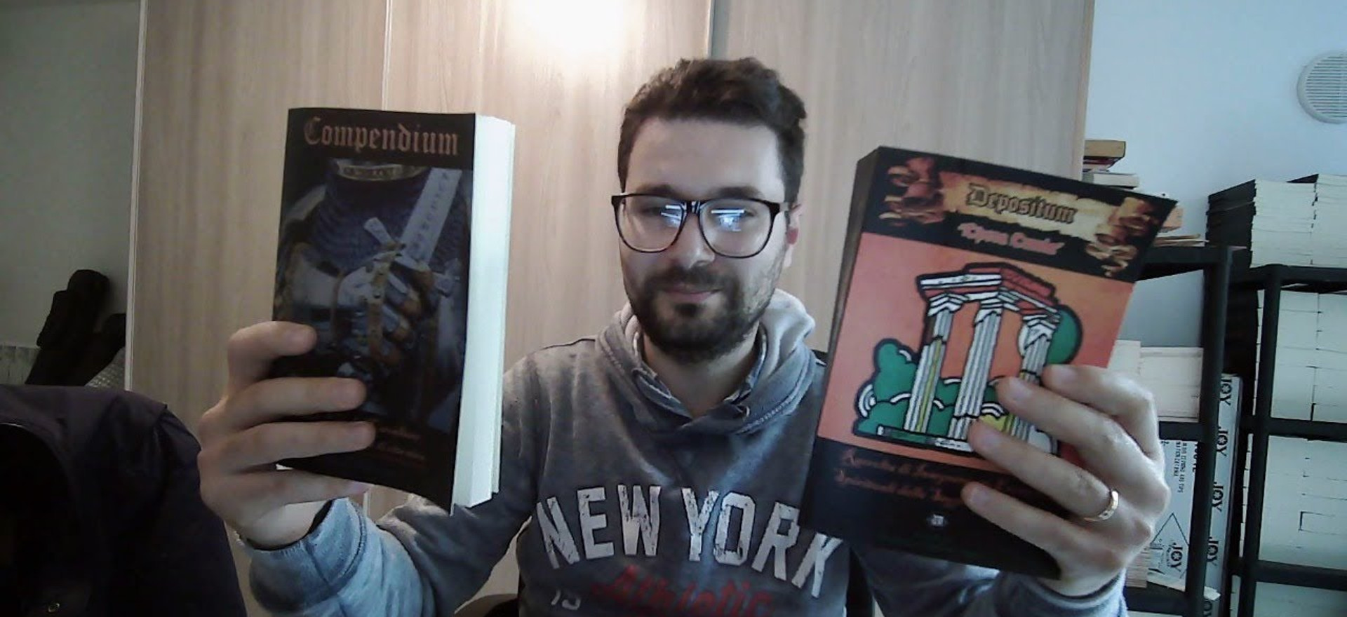 Video di Presentazione Depositum e Compendium