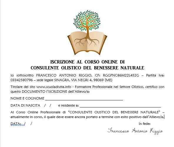 Iscrizione al Corso di naturopatia.png