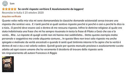 arcanum liber recensione amazon nuova.pn