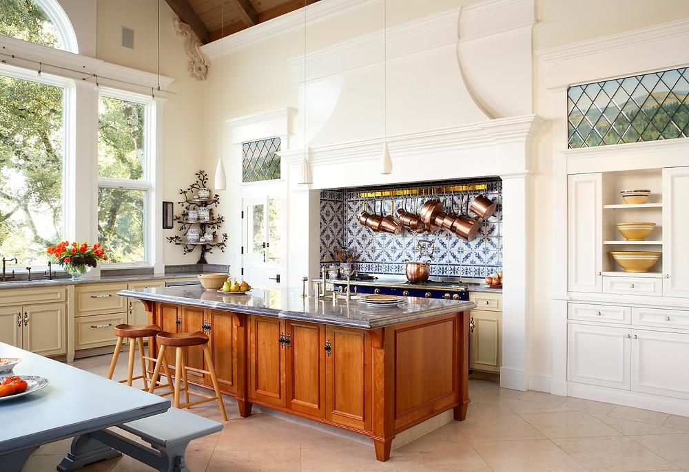 Sunset Magazine Featured Kitchen