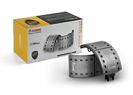 HARDEX Canadian CV Brake Shoes approved by EMARK ECE R90, LEAFMARK NSF & AMECA