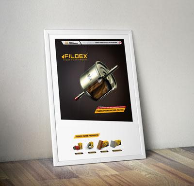 Fildex Fuel Filter