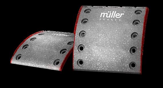 Muller Brake Linings ECE EMARK R90
