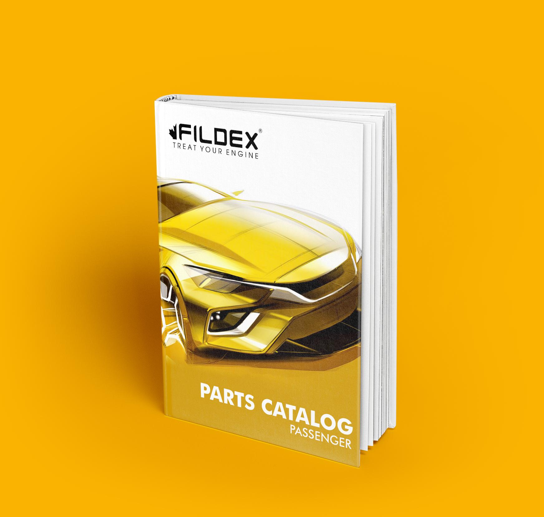 Fildex Parts Catalog - Passenger