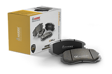 HARDEX Canadian Ceramic Brake Pads approved by EMARK ECE R90, LEAFMARK NSF & AMECA