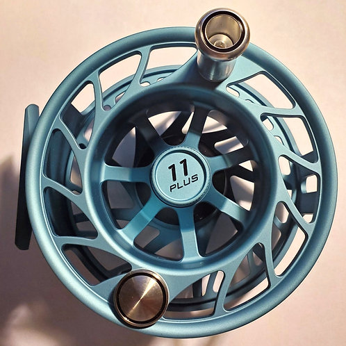 Hatch Finatic 11 Plus Gen 2 - Custom Powder Blue