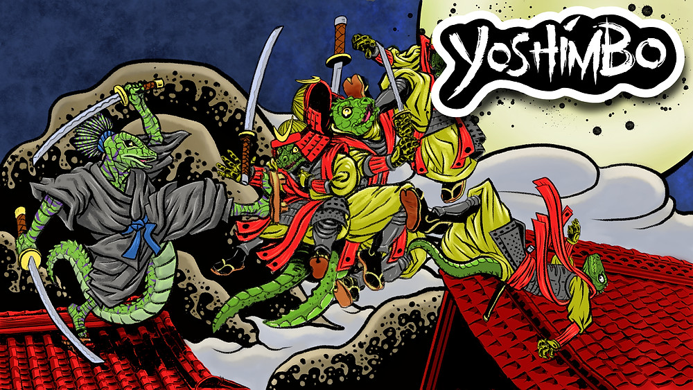 Yoshimbo the Ronin