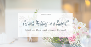 Cornish Wedding on a Budget? Check Out These Great Venues in Cornwall.