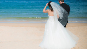Summer Wedding Photography at St Ives