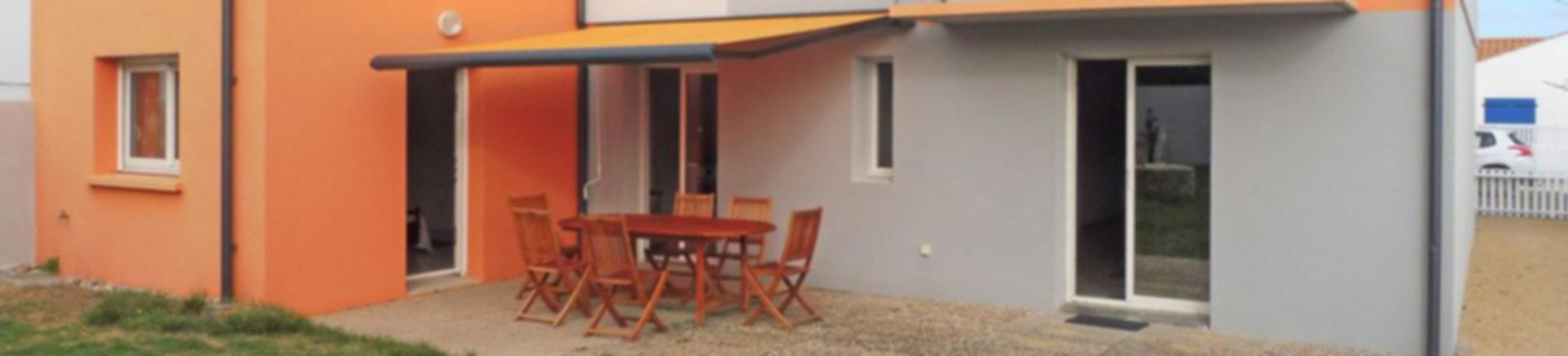 Casa Allegra côté jardin
