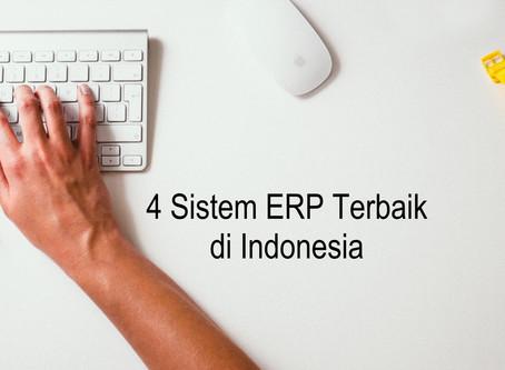 4 Sistem ERP Terbaik di Indonesia