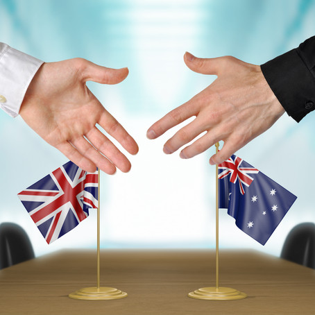 Fair dinkum or collywobbles? Life sciences and the Australia – UK free trade agreement