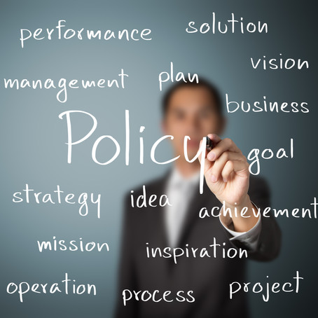 Innovation policy is the new black