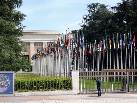 World Health Assembly: a change in the air?