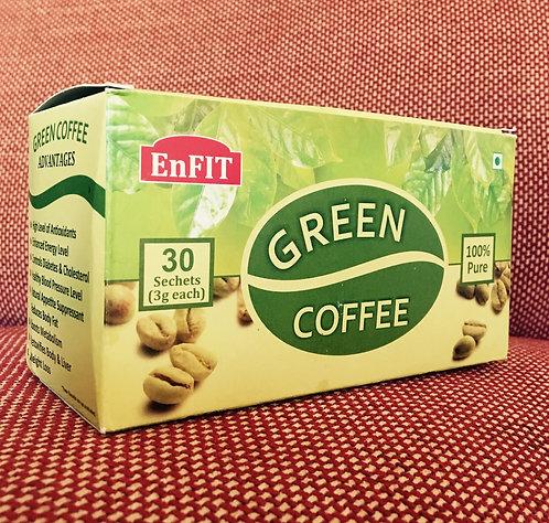 The EnQ Green Coffee