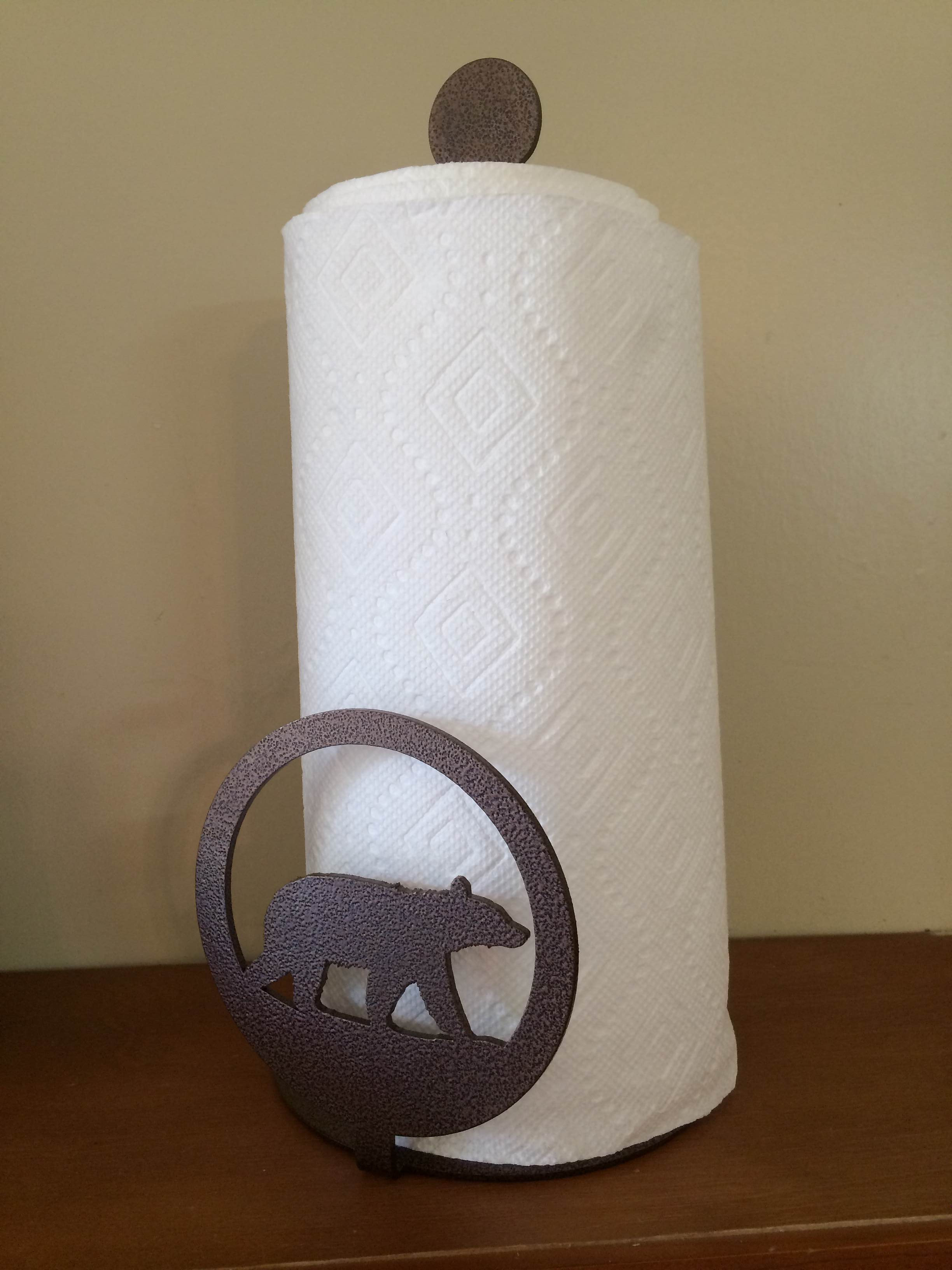 beardeer paper towel holder