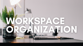 Stay Organized with Workspaces