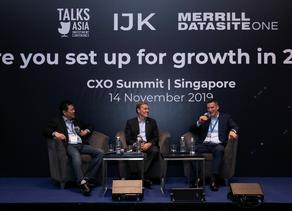 ASEAN Flame Draws Business Leaders