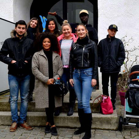 UBI Luxembourg Student Trip to Clervaux