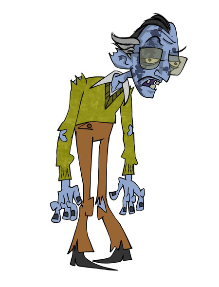 Zombie Stan Lee