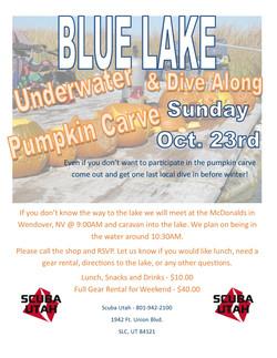 Blue Lake Pumpkin