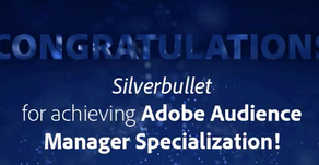 The Silverbullet Data Services Group has become one of only four global businesses to achieve Adobe