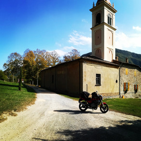 PASSAGGIO IN TOSCANA (A PASSAGE TO TUSCANY)