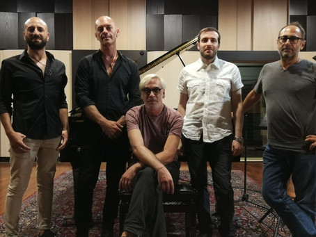 "TRACKING IL ""MARCO BOCCIA TRIO"" ALL'INTERNATIONAL SOUND STUDIO"