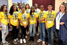 JM Freshmen Get Connected at University of Central Oklahoma