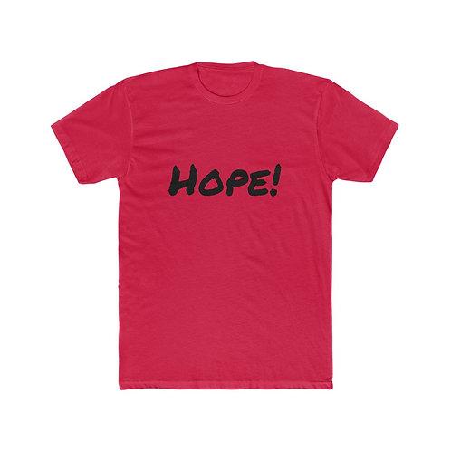 'Hope' Men's Cotton Crew Tee