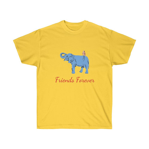 'Friends Forever' Unisex Ultra Cotton Tee